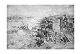 Battle of Brandywine, 11 September 1777 Giclee Print by Frederick Coffay Yohn