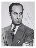 George Gershwin, 1935 Photographic Print by  American Photographer