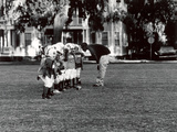 Training Day, Savannah, Georgia, 2006 Photographic Print