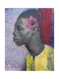 Head of a Negro Giclee Print by Glyn Warren Philpot