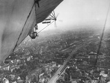 Aerial View from a Zeppelin Photographic Print by Thomas E. & Horace Grant