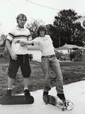 Skaters, Missouri, 2006 Photographic Print
