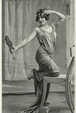 Madame Regina Badet as Sappho, from 'Le Theatre', 1912 Photographic Print by  French Photographer