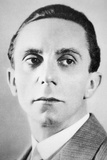 Portrait of Josef Goebbels, 1934 Photographic Print by  German photographer