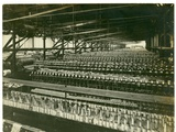 Doubling Department, Leas Spinning Mill, 1923 Photographic Print by  English Photographer