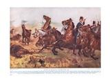 The Battle of Balaclava Giclee Print by John Charlton