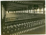 Carpet Yarn Spinning, Leas Spinning Mill, 1923 Photographic Print by  English Photographer