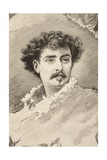 Mariano Fortuny y Marsal, from 'Album Artistico', Published C.1890 Giclee Print by  Spanish School