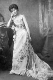 Miss Jessie Bateman, Illustration from 'The King', June 1st 1901 Photographic Print by Alexander Bassano