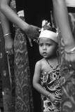 Bali Aga Child Photographic Print
