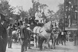 The Cart-Horse Parade, Illustration from 'The King', June 1st 1901 Photographic Print by  English Photographer