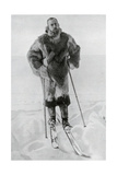Captain Roald Amundsen, from 'The Year 1912', Published London, 1913 Giclee Print
