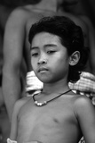 Bali Aga Boy Photographic Print