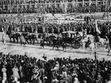 Coronation Procession, Tehran, 1926 Photographic Print by Thomas E. & Horace Grant
