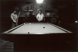 Chicago Billiards, Illinois, 2006 Photographic Print