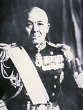 Vice-Admiral Chuichi Nagumo Photographic Print by  Japanese Photographer
