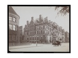 Fifth Ave., 66th St., and J.J. Astor, 65th St., New York, 1901-02 Giclee Print by  Byron Company