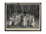 Dancing at the James Hazen Hyde Ball, New York, January 31, 1905 Giclee Print by  Byron Company
