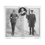 Arthur Henry Rostron, Captain of RMS Carpathia Which Rescued Titanic Surviv Giclee Print by  English Photographer
