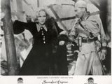 """Still from the Film """"Shanghai Express"""" with Marlene Dietrich, 1932 Photographic Print by  German photographer"""