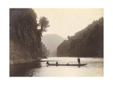 Whanganui River, c.1905 Giclee Print by William Partington