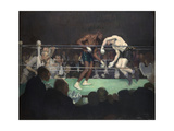 Boxing Match, 1910 Giclee Print by George Luks