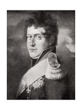Christian VIII, King of Denmark, from 'Eidsvoll 1814', Published 1914 Giclee Print by  Norwegian School