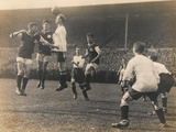 Bolton Wanderers vs. West Ham United, FA Cup Final, 28th April 1923 Photographic Print by  English Photographer