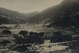Happy Valley, Hong Kong, from an Album of Photographs Relating to the Service of Pte H. Chick, 1940 Reproduction photographique par  English Photographer