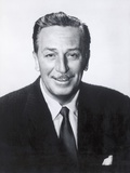 Portrait of Walt Disney, c.1950 Fotografie-Druck von  German photographer