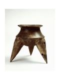 Three-Legged Pot Giclee Print by  Prehistoric