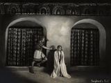 "Still from the Film ""Die Nibelungen: Siegfried"" with Paul Richter and Margarete Schoen, 1924 Photographic Print by  German photographer"