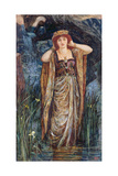 Guinevere Giclee Print by Henry Justice Ford