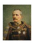 General Svetozar Boroevic Von Bojna, c.1916 Giclee Print by Vienna Nedomansky Studio