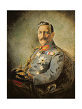 Wilhelm II, German Emperor, c.1916 Giclee Print by Vienna Nedomansky Studio