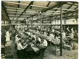 Slipper Manufacture, Long Meadow, 1923 Photographic Print by  English Photographer
