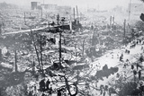 Tokyo after the Kanto Earthquake, 1923 Photographic Print by  Japanese Photographer