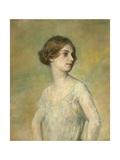Portrait of Lydia Lopokova Giclee Print by Ambrose Mcevoy