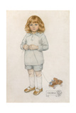 Portrait of George, 1916 Giclee Print by Maud Tindal Atkinson