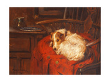 A Favourite Chair, 1903 Giclee Print by Philip Eustace Stretton