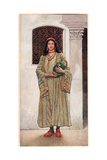 Jessica, Illustration from 'The Merchant of Venice', c.1910 Giclee Print by Sir James Dromgole Linton