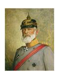Prince Leopold of Bavaria, c.1916 Giclee Print by Vienna Nedomansky Studio