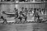 Boat Races Photographic Print