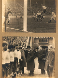 Bolton Wanderers vs. Manchester City, FA Cup Final, 1926 Papier Photo par  English Photographer