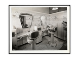 Interior View of the Children's Haircutting Room at Charles of the Ritz Beauty Salon at B. Altman… Giclee Print by  Byron Company