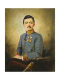 Charles I of Austria, c.1916 Giclee Print by Vienna Nedomansky Studio