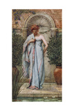 After the Bath, 1908 Giclee Print by Philip Burne-Jones