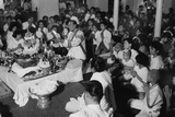 Ceremony of the Passing of Age of Young Boys Held in a Brahmin Temple, 1985 Photographic Print