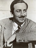 Portrait of Walt Disney, c.1940 Photographic Print by  German photographer