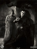 "Still from the Film ""Faust"" with Emil Jannings, 1926 Photographic Print by  German photographer"